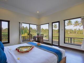 Rice Field View Natural Villa - Ubud vacation rentals