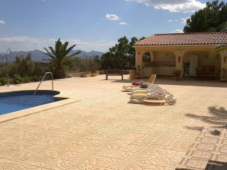 Villa Ritmo - a place to relax in the sun - Albatera vacation rentals