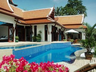 Thai-style Sea View Villa in Patong - Patong vacation rentals