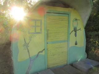 Finca Orgánica Alemán, Casa Pajaro, 2 Betten - Granada vacation rentals