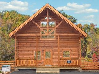 Luxury 3bd/3ba: Wifi, hot tub, jaczzi baths, grill - Sevierville vacation rentals