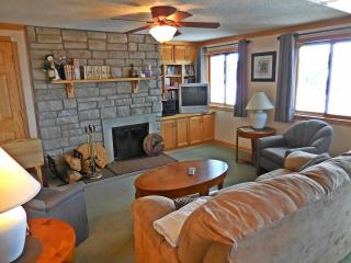 2BR/2BA St. Moritz w/ wood fireplace-Faces Slopes & Village-Corner Unit-NICE! - Snowshoe vacation rentals