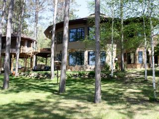 Cozy 2 bedroom House in Squaw Lake with Deck - Squaw Lake vacation rentals