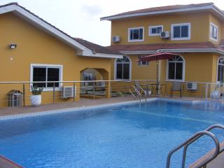 8 bedroom house with a swimming pool (Furnished) - Legon vacation rentals