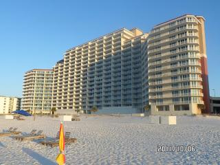 Lighthouse 302 Front Door Parking - Gulf Shores vacation rentals