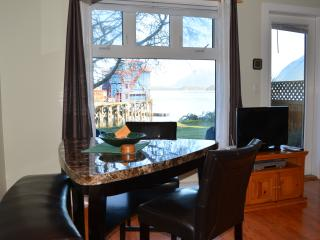 Water Front Studio Condo w/ Patio Downtown Tofino - Tofino vacation rentals