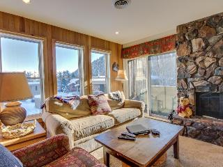 Pet-friendly home w/ a shared hot tub, walk to ski lifts! - Ketchum vacation rentals