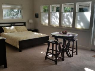 Private, cozy, in-law studio - San Rafael vacation rentals