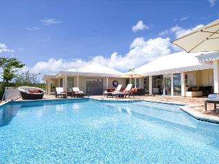 Beautifully styled luxury 4 bedroom villa with infinity pool - Terres Basses vacation rentals