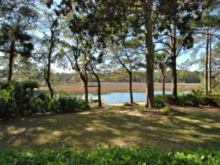Private Dock, Pool and Spa, Tidal Views, Situated in Sea Pines Plantation - Hilton Head vacation rentals