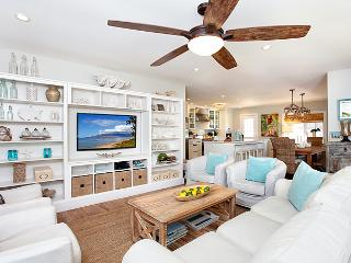 SPECIALS! Bliss Beach House- Huge Pool, Game Room! - Kihei vacation rentals