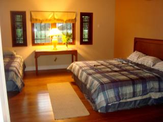 Sunny House in Maraval with A/C, sleeps 6 - Maraval vacation rentals