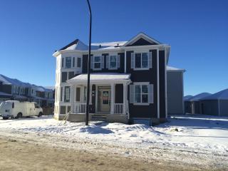 Sunny Bright Beautiful New Home - Calgary vacation rentals