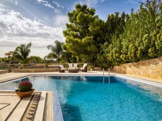 Luxurious 7bdrm villa, pool, privacy,beach nearby - Akrotiri vacation rentals