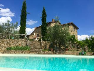 Beautiful 2 bedroom cottage with private pool - Pieve di Chio vacation rentals