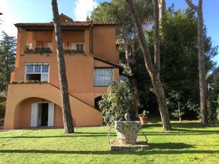 villa dei pini beautiful panoramic view - Rome vacation rentals