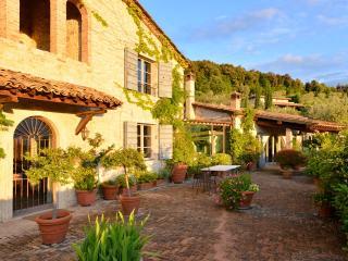 Orvieto luxury swimming pool villa: - Civitella del Lago vacation rentals