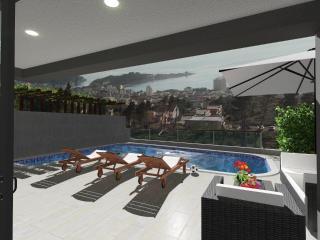 New Villa for 10, Sea View & 40m2 pool! - Makarska vacation rentals