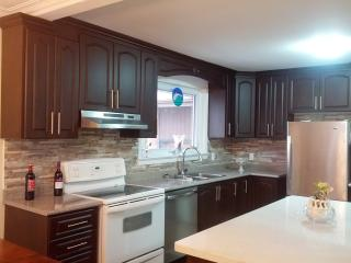 All New, bright, clean, open-concept 3-BR,Markham - Toronto vacation rentals