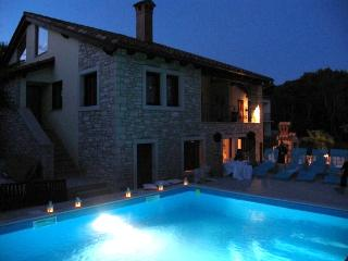 Seafront Villa Pulla with pool - Pomer vacation rentals