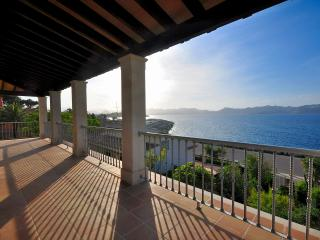Big Villa with Incredible Sea View - Mal Pas vacation rentals