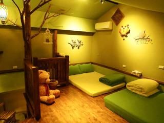 1BR❤India style Lovely & huge near STN❤sleep6~8 - Hualien vacation rentals