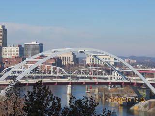 Luxurious Downtown Top Floor 2 Bedroom Condo 604 - Nashville vacation rentals