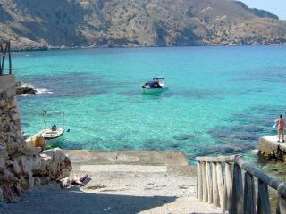 Maison avec piscine, magnifique vue mer - Kefalas vacation rentals