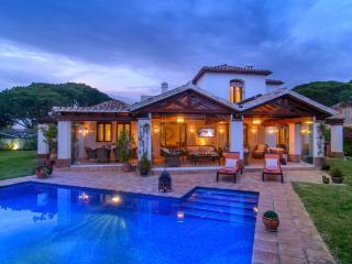 Benamara elegant beachfront villa with pool - Estepona vacation rentals