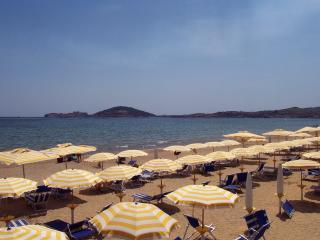 Beach front! Family friendly apt sleeps 4 - Formia vacation rentals
