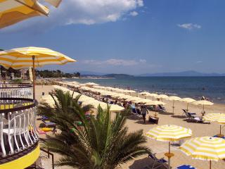 Beach front! Family friendly house 3 bed 2 bath - Formia vacation rentals