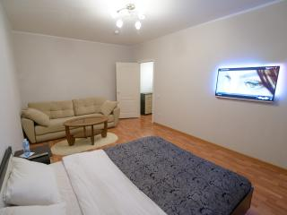 Nice 1 bedroom Balakovo Condo with Television - Balakovo vacation rentals