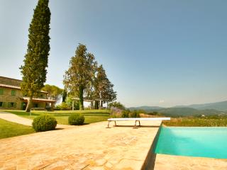 Fabulous luxury house, infinity pool, great views. - Preggio vacation rentals