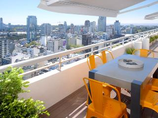 23rd Floor with Huge balcony!! - Buenos Aires vacation rentals