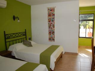 Aries y Libra - Room with 2 double beds - Merida vacation rentals