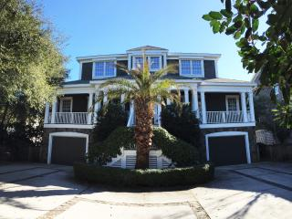 Oceanfront Home with Pool, Large Screen Porch and Private Beach Access! - Isle of Palms vacation rentals