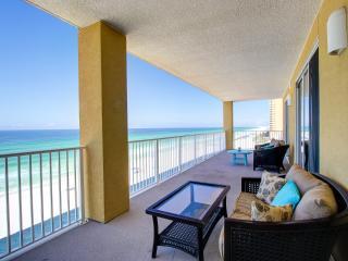 Tropic Winds 607-4BR-AVAIL8/6-8/13 $3469! RealJOY Fun Pass*FREETripIns4NEWFallBkgs*BeachSVC - Panama City Beach vacation rentals