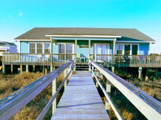 Oceanfront Cottage with Private Beach Access in EI - Emerald Isle vacation rentals