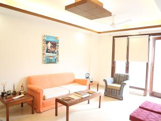 3 bedroom Apartment with Internet Access in New Delhi - New Delhi vacation rentals