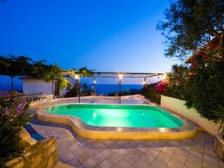 VILLA PASITEA WITH SWIMMING POOL - Sant'Agata sui Due Golfi vacation rentals