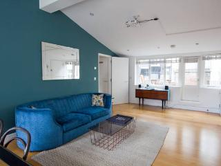 Central designer 1-Bd, with Terrace - London vacation rentals