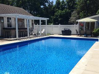 Newly updated, heated pool, sleeps 12: 051-O - Orleans vacation rentals
