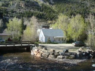 Little Cottage on Clear Creek in historic town - Silver Plume vacation rentals