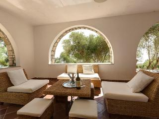 apartment sea view and veranda/patio - Santa Maria di Leuca vacation rentals