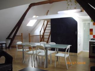 La Ferme de Wolphus, meublé du Loft 3 personnes - Zouafques vacation rentals