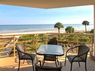 Spacious Oceanfront 3 BR at Villamare in Palmetto - Hilton Head vacation rentals