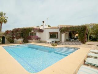 Beautiful 5 bedroom Villa in Javea - Javea vacation rentals