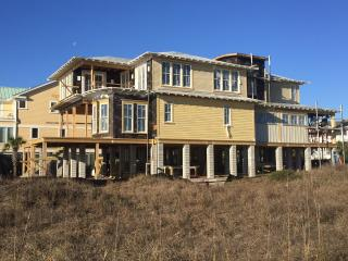 New, Ocean Front 6 Bd, 6.5 Ba Home, w/Pool & Spa!! - Isle of Palms vacation rentals