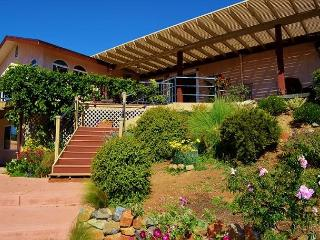 Lake Hodges (Southwest Escondido) Hilltop Estate - Escondido vacation rentals