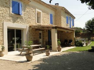 Gîte 5pers piscine pleine campagne Mont Ventoux - Bedoin vacation rentals